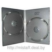 Футляры для дисков BOX двойные
