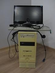 Продаётся компьютер с монитором,  недорого